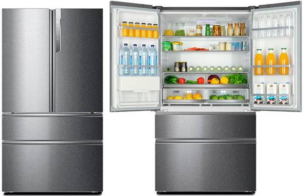 xl fridge look home