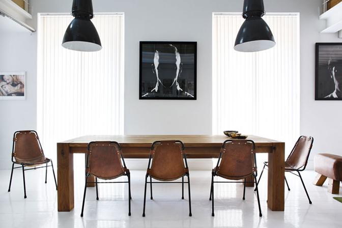 tavolo legno rettangolare look home