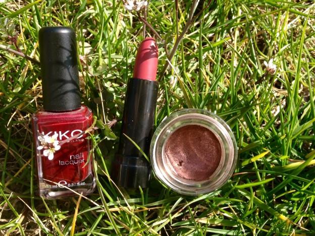 trend 2015 marsala makeup
