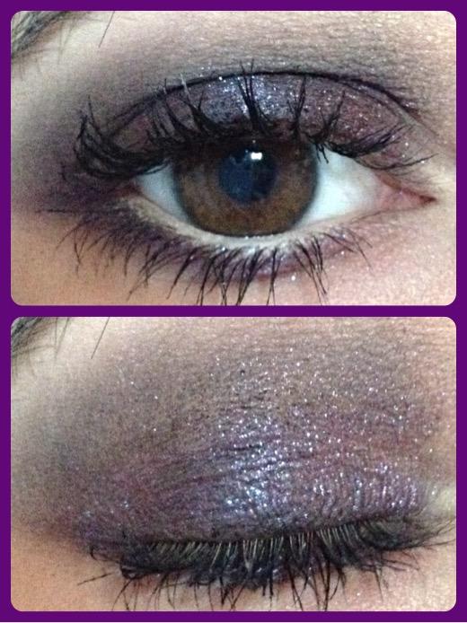tutorial makeup sfumature di viola