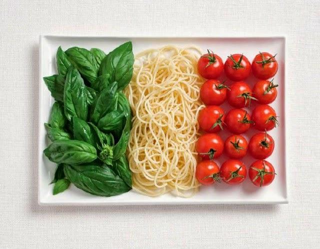 italian food lifestile