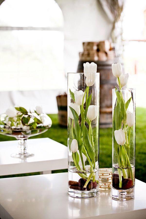 tulipani vetro look home