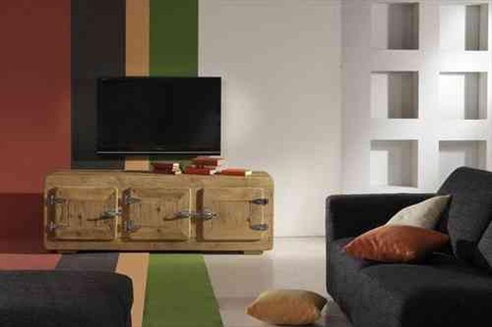 living legno grezzo look home