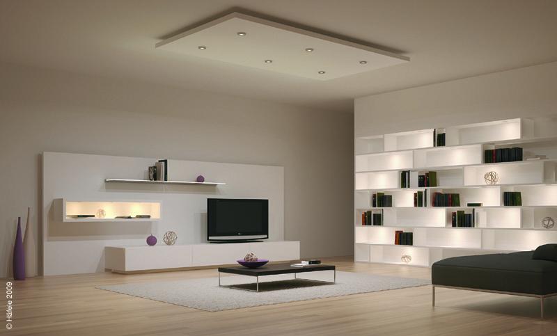 Stunning Illuminazione Soggiorno Cucina Contemporary - Ideas ...