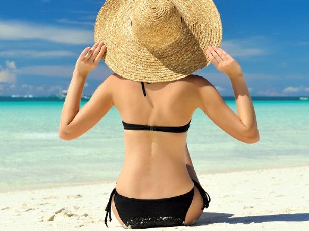 cappello mare spiaggia lifestyle