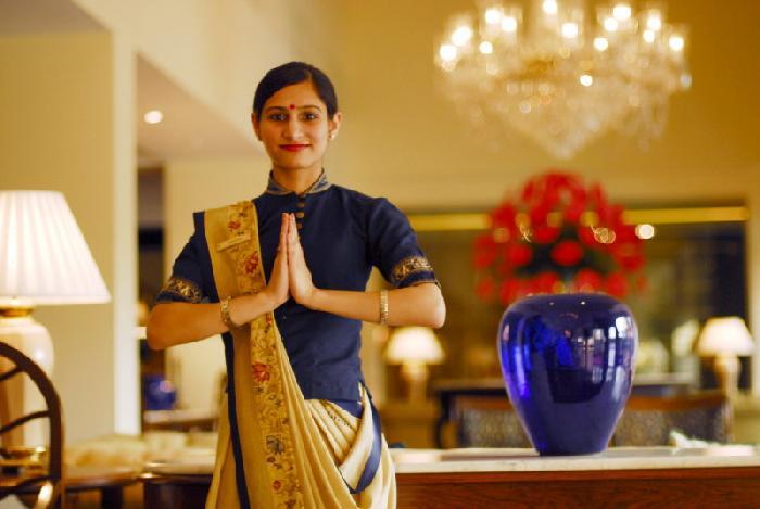 saluto indiano lifestyle