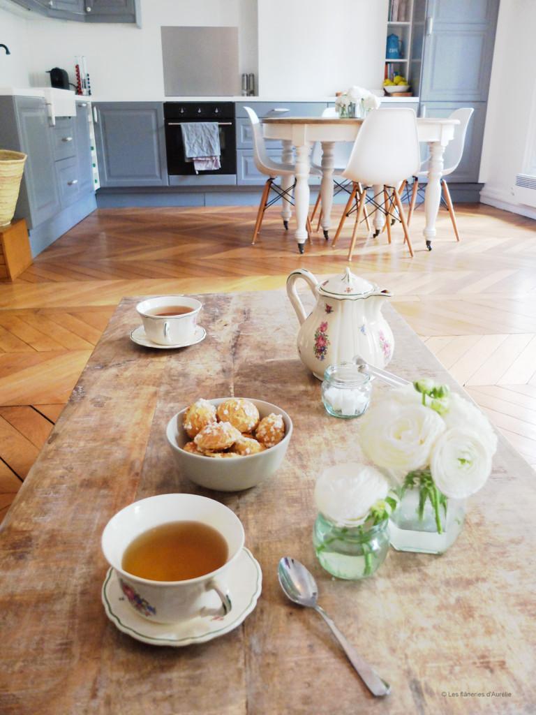 table set tisana look home