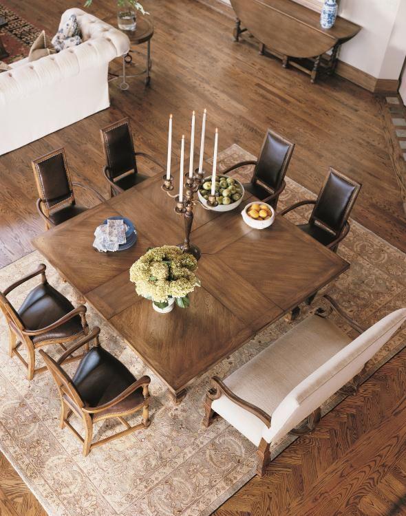tavolo quadrato living look home