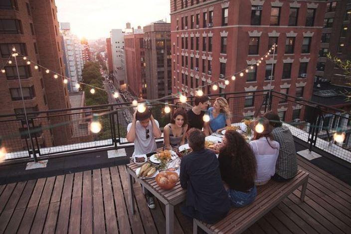 aperitivi terrazzo city lifestyle