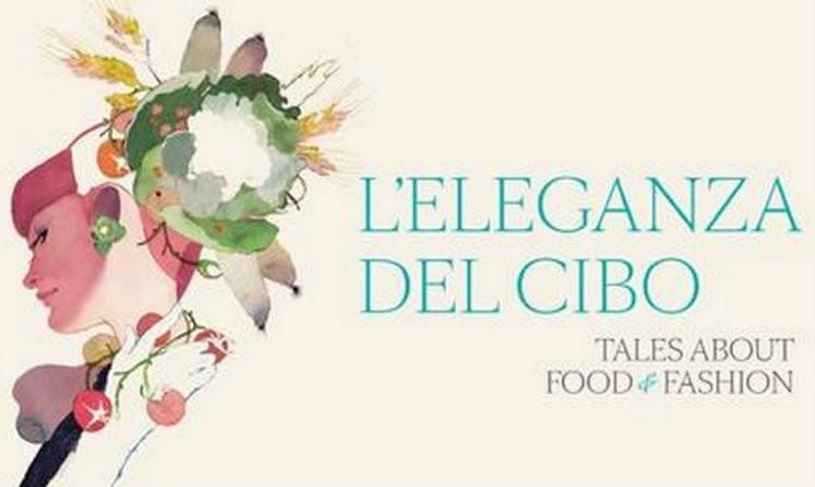 eleganza del cibo locandina roma lifestyle