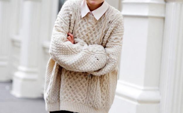 cashmere sweater lifestyle