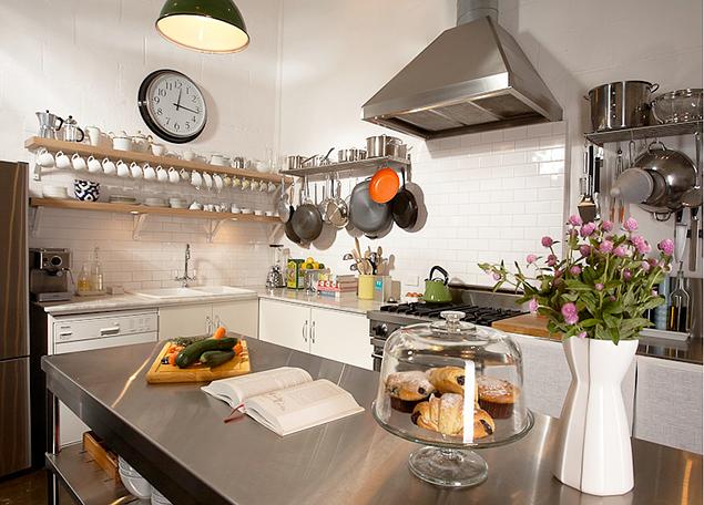 organizza la cucina look home
