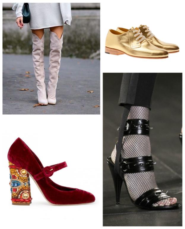 scarpe autunno inverno 2015