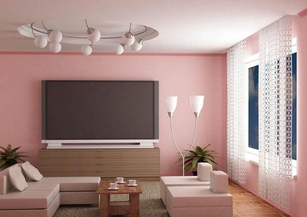 rosa quarzo interno look home