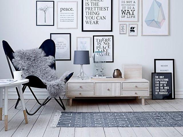stile scandinavo per la casa
