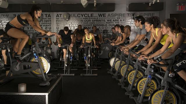 Soulcycle esercizio lifestyle