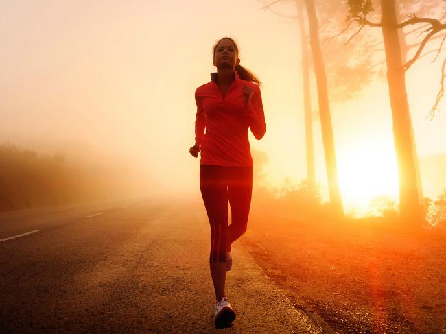 camminare mattina lifestyle