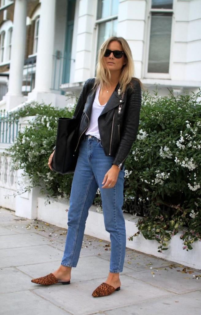 mum jeans look