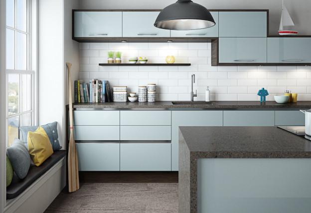 Separare soggiorno e cucina it 39 s easy blog - Arredare la cucina ...