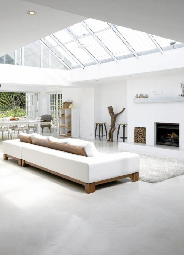 casa bianco ispirazione look home
