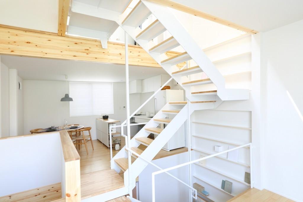 casa verticale spazi look home