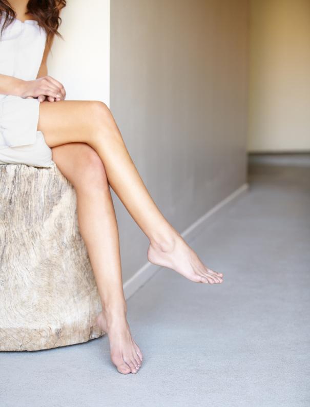 gambe depilate lifestyle