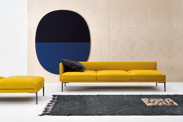 divano moderno colorato look home