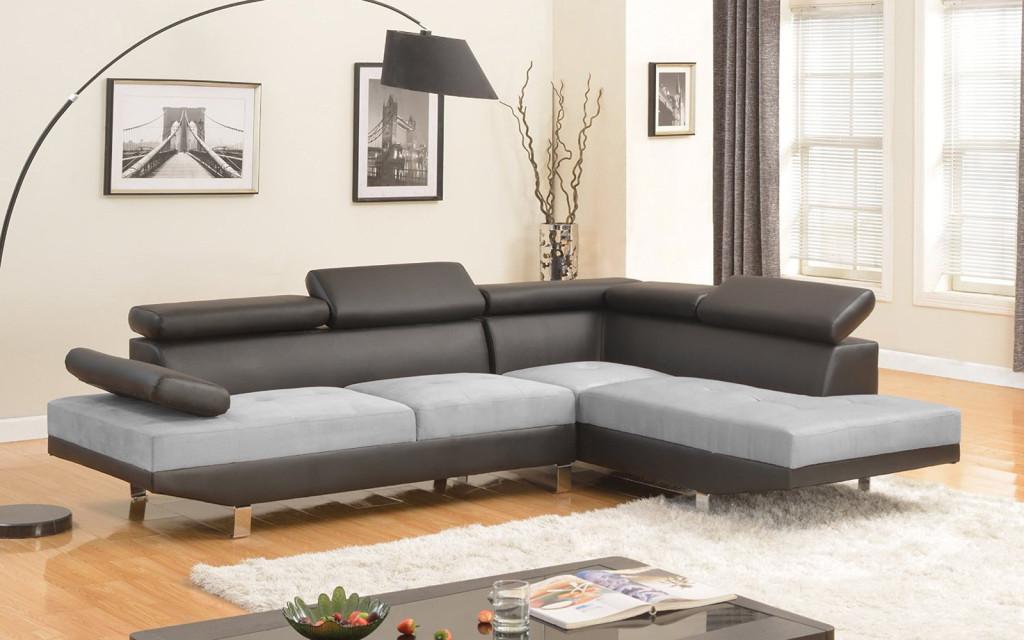 divano penisola look home
