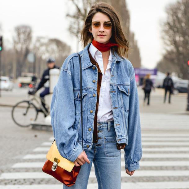 jacket oversize