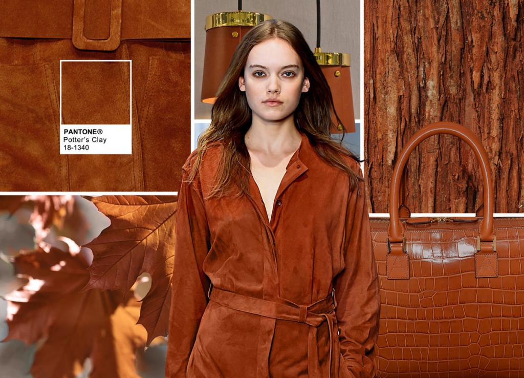 pantone moda autunno