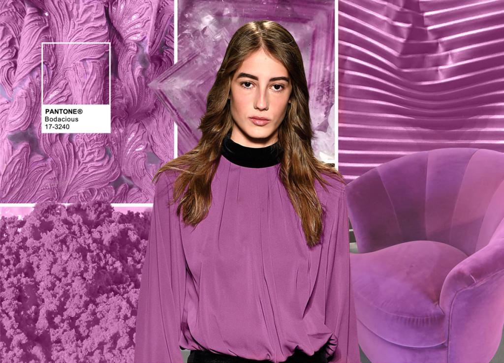 pantone viola autunno