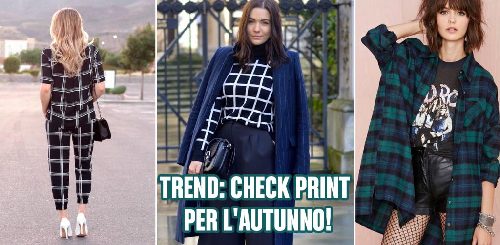 trend check print per autunno 2016