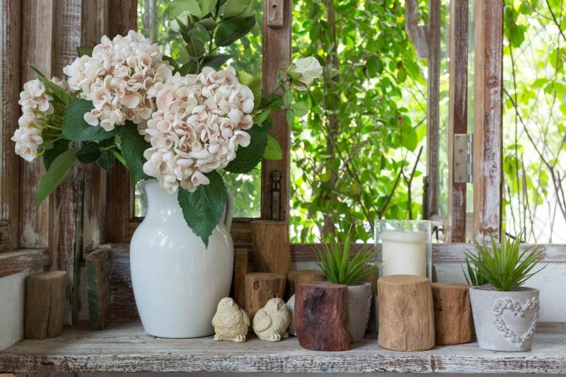 Come arredare casa con i fiori