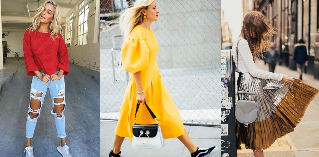 Tendenze moda per la primavera estate 2017
