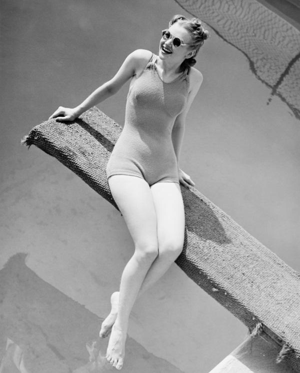 Costumi da bagno moda anni '60