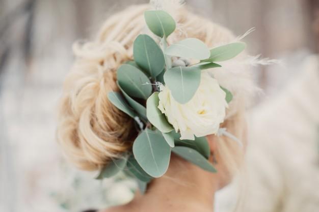 accessori per i capelli sposa invernale