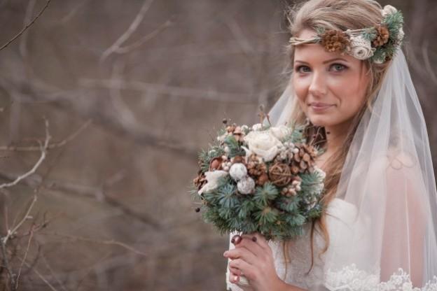 Matrimonio invernale l'abito da sposa invernale perfetto