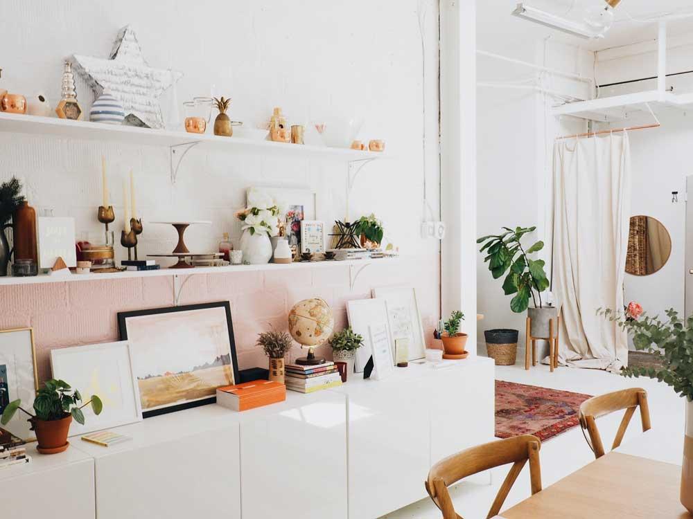 scegliere uno stile per arredare una casa vuota